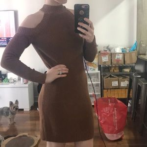 Abercrombie an Fitch sweater dress